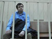 Константин Лебедев в узилище